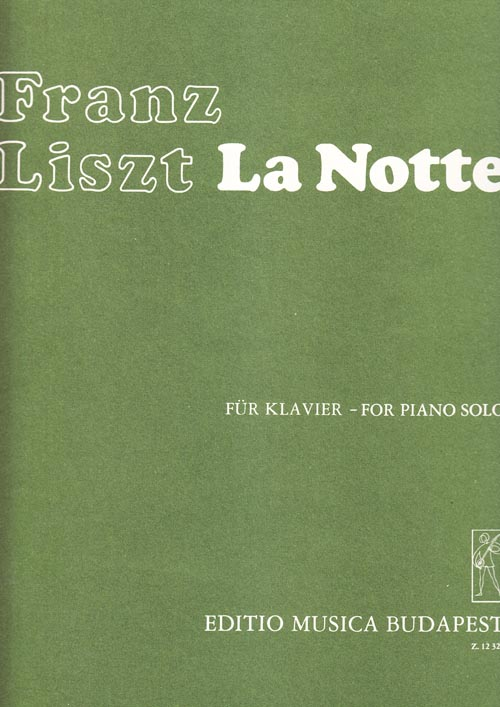 Liszt_La Notte.