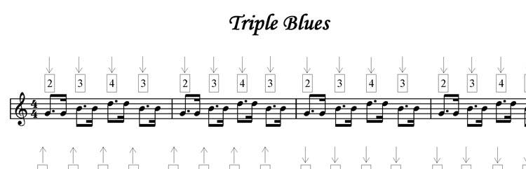 37_Triple Blues.